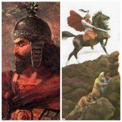 بابک خرمدین.این سردار ایرانی رو کسی میشناسه؟
