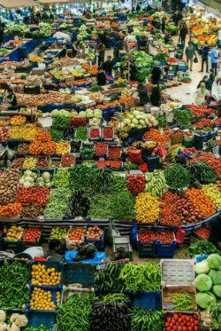 بازار رنگین شمال