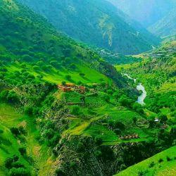 روستای مزران توابع جوانرود.اینجا خارج نیست کرمانشاهه
