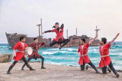 هنر آذربایجان در جزیره کیش