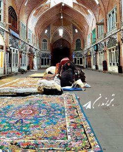 فرش دستبافت تبریز و آذربایجان