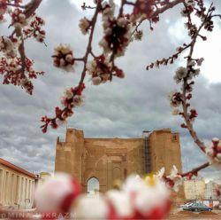 بهار و ارگ تبریز