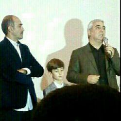 امشب اکران مردمی #به_وقت_شام در سینما شکوفه تهران   #کامنت_اول_پلیز :)