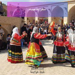 میبد یکی از شهرهای تاریخی استان یزد است که پیشینهای ۷ هزارساله دارد. میبد دومین مرکز شهری و تجاری استان یزد است و بافت تاریخی ارزشمندی دارد. ادامه مطلب...http://trip.bilit1.com/content/blog/727 برای رزرو بلیط به این سایت وارد شوید...www.bilit1.com