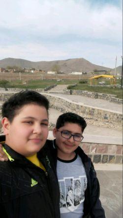 من و یکی از بهترین دوستام  در گاوازنگ زنجان