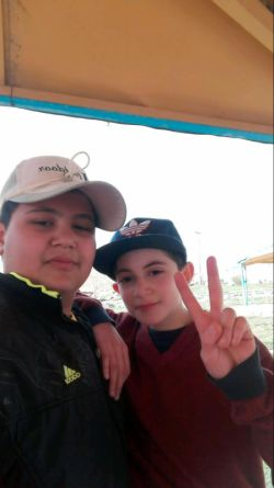 من و یکی از دوستام