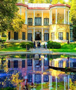 کاخ نیاوران  #تهران ☺❤️  #ایران_زیبای_من☺❤️