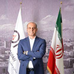 مدیرعامل شرکت دوان ایرانیان