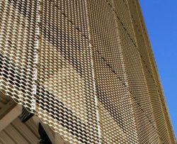 نما-نمای ساختمان-توری گسترده-تشفا-معماری