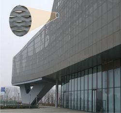 طراحی نما-نمای ساختمان-توری گسترده-تشفا-معماری
