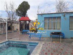 ۲۱۳۳ متر باغ ویلا با ۱۶۰ متر بنا دوبلکس واقع در امیریه شهریار به فروش میرسد .   https://www.andishmelk.com/villa/3203