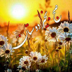 سلام دوستان صبح شما بخیر وسلامت وبرکت روزخوبی داشته باشید