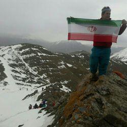 صعود به قله پرسون ارتفاع سه هزارو صد متر  لواسان افجه دشت هویج این صعود هیچ وقت فراموش نمیکنم؟