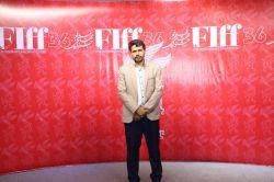 محمد رضا فرزین در سی و ششمین جشنواره جهانی فیلم فجر