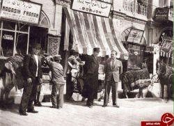 طهران، خیابان فردوسی؛ اوائل دوران پهلوی دوم