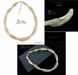 گردنبند طرح. طناب 9609Stardust  57000 تومان براى سفارش میتوانید 24 ساعته در تلگرام به شماره 09120575212 پیام داده و یا از سایت www.Shemroniha.com خرید كنید.