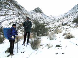 دامنه های کوهستان باقران