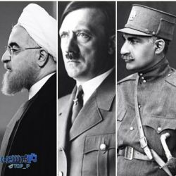 تنها رهبری که به وعده هاش عملکرد هیتلر بود تنها رهبری که عمل کرد و وعده نداد رضا شاه بود تنها ریس جمهوری که فقط وعده داد و عمل نکرد روحانی بود.  #فیلتر تلگرام