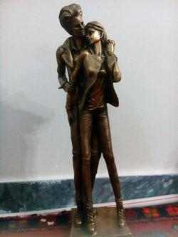 مجسمه زیبای عاشقانه   #عاشقانه