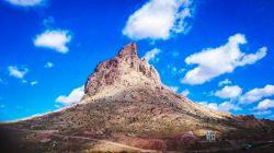 کوه شاه خیرالله سیرجان