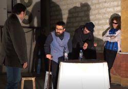 فیلم تئاتر صعود مقاومت پذیر آقای م ر حساس     www.filimo.com/m/12712