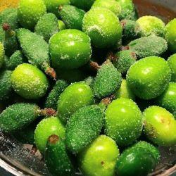 خوردن میوه های نارس مثل گوجه سبزوچاقاله،که بافتهای فیبری آنها هنوزکامل نشده،مناسب دستگاه گوارش نیستندوقابل توصیه نیست. آنهابرای کودک مشکلات سوء هاضمه رابه دنبال دارند.