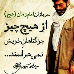 #سرباز امام زمان(عج ) شویم #شهید سید مرتضی آوینی