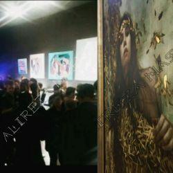 نمایشگاه نقاشی بنده 2012  فرانسه_پاریس