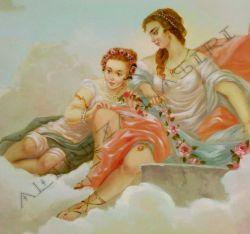 نقاشی سقفی قیطریه