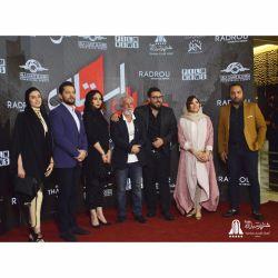 اکران خصوصی فیلم چهارراه استانبول در سالن زرین هتل پارسیان آزادی با حضور عوامل فیلم، بازیگران و چهره های مطرح، بیست و پنجم اردیبهشت.