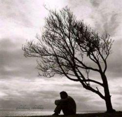 دلمٖ دردی که دارد با که گوید /گنه خود کرد تاوان از که جوید...