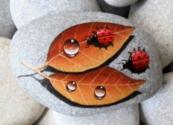 #2# از سنگ ها هم متوان زیبایی ساخت به شرطی که باورش داشته باشیم