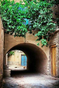 #روستای اسلامیه _ تفت _ یزد