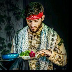 سرباز حضرت زینب خوشا به غیرتت خوشا به این جنم ❤ #التماس دعا