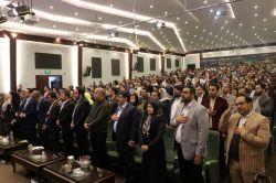 هشتمین جشنواره مجریان و هنرمندان صحنه ایران مشهد مقدس