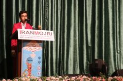 گزارش تصویری جشنواره سعدی - هشتمین جشنواره مجریان و هنرمندان صحنه ایران - مشهد مقدس