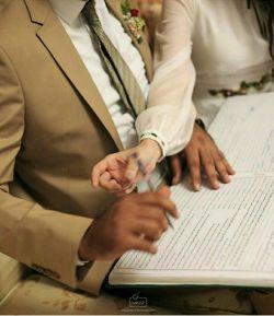 کت شلوار به هر پسری نمیاد ! ولی لباس عروس به همه دخترا میاد... ^_^