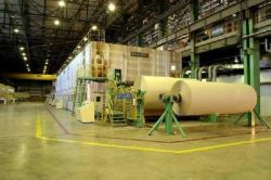 تولید ۵۰۰۰ تن کاغذ روزنامه در کارخانه مازندران کلید خورد مدیر کل مطبوعات و خبرگزاریهای داخلی از راهاندازی خط تولید کاغذ روزنامه در شرکت صنایع چوب و کاغذ مازندران خبر داد. ادامه خبر در: http://www.paperandwood.com/Fa/NewsItem/?nID=6684