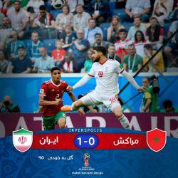 ماشاالله به غیرت ایرانی...نشون داد امروز فوتبال با فکر جواب میده ...اینا تجربه یه مربی سطح یک دنیاست....
