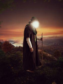 امن یجیب بخوانیم برای آن مضطر غریب اسیر تنها ... قلب پاک امام زمان خیلی غمگینه، مراقب این قلب نازنین باشیم