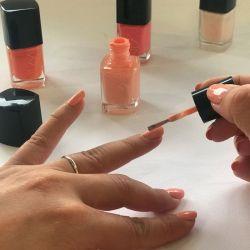 لاک های این لی دارای رنگ های بسیار زیبا و متنوع  اسم و شماره لاک : Chic 024 قیمت:١۳۶۰۰ تومان- #این_لی #محصولات_آرایشی #بدون_سرب #بدون_پارابن #رژلب #کرم_پودر #ریمل #سایه #inlay #cosmetics #lipstick #mascara #eyeshadow #parabenfree