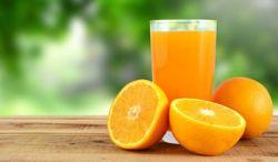 روزانه یک لیوان آب پرتقال بخورید که اگه نخورید دوستتون میخوره