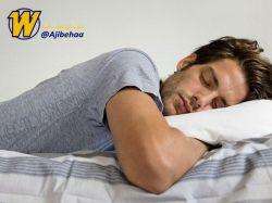 چرا تو خواب یهو میلرزیم؟  وقتی میخوابید فرکانس نفس کشیدن به سرعت و نبض فقط کمی کاهش پیدا میکنه و عضلات آرامند مغز این تحولات رو «اعلام مرگ» تفسیر میکنه و با تکون دادن سعی میکنه نجاتتون بده
