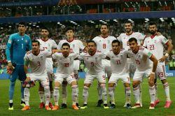 امشب تک تک شما بچه های تیم ملی در صدر جدول قلب هشتاد میلیون ایرانی جای گرفتین  مرسی بخاطر غیرت و بازی زیباتون ❤️