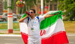 حال و هوای شهر سارانسک و طرفداران تیم ایران و پرتغال منبع