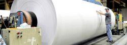 تولید کاغذ مرغوب از طریق بازیافت نانوالیاف سلولز پژوهشگران ایرانی موفق شدند از طریق نانو فناوری با نانوالیاف سلولز، نوعی کاغذ مرغوب تولید کنند. ادامه خبر در: http://www.paperandwood.com/Fa/NewsItem/?nID=6710