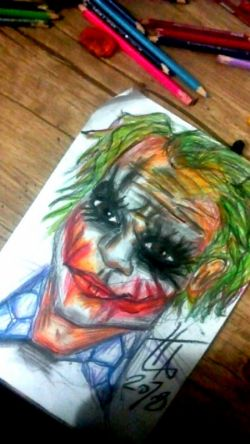 بچه ها ایا این نقاشی خوب شده تا الان کشیدمش