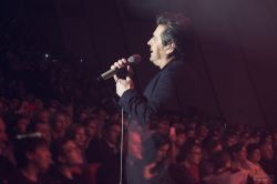 کنسرت توماس آندرس در شهر Krasnoyarsk  روسیه. تاریخ: 03.20.2018