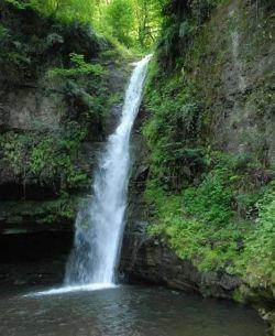 آبشار زیبا -ماسال