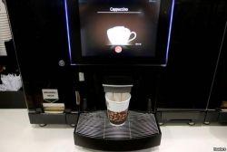 از عكس هاى روز / دستگاه قهوه ساز خودکار در یک فروش گاه   سوئیس .